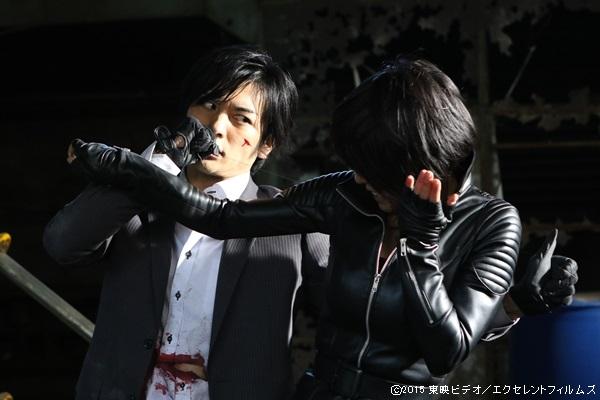 久保田さんと釈さんの激しすぎるアクションシーンに興奮すること間違いなし!