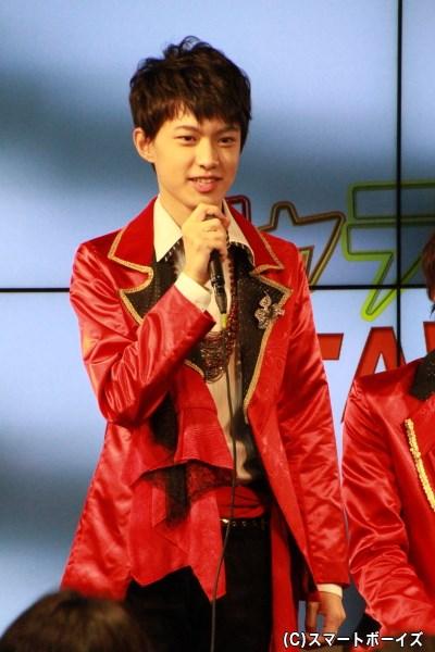 日向葵役の上村さん。今春大学生になりました! おめでとうございます!!