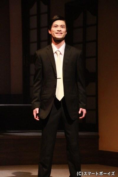 コーダイの友人で公務員・吉沢リョーヘイ役の飛麿さん