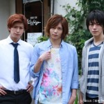 (左より)赤澤燈さん、染谷俊之さん、廣瀬智紀さん