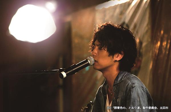 劇中で桐山さんは実際に歌声を披露