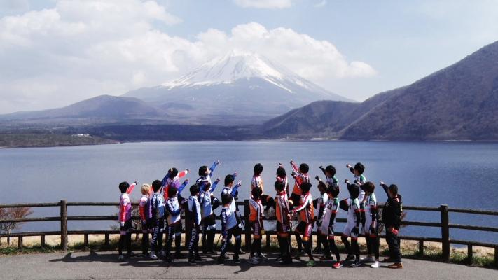 インターハイの舞台・富士山周辺を疾走!