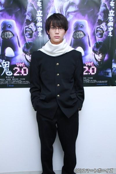 中川さんは今作が映画初主演!