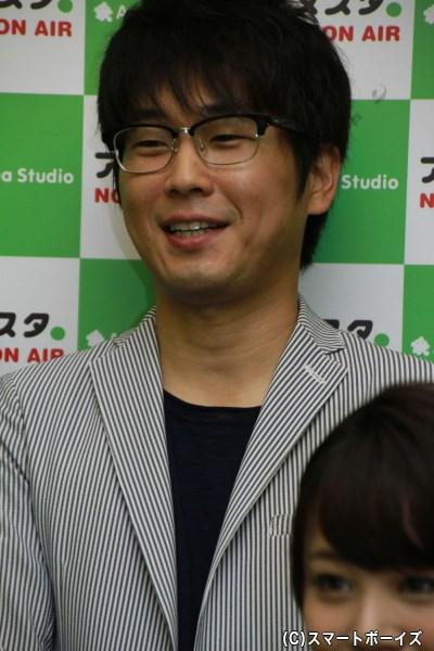 徳川家康役の山崎樹範さん