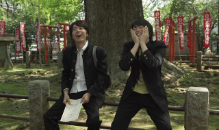 お笑いオーディションに合格した優晴(廣瀬智紀)。一緒に喜ぶ尚人(和田琢磨)だったが…