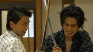 丸山敦史さん(左)と金城大和さん、親友同士の勝負の行方は?