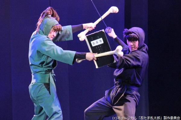 不運が起こらなければ、本気の伊作は土井先生と互角に戦えるほどの実力者!