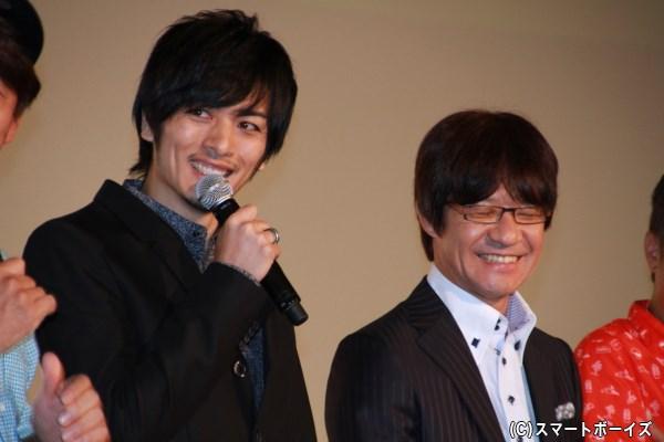 内村さんは映画監督としても有名。次は内村監督&久保田さん主演を期待!?