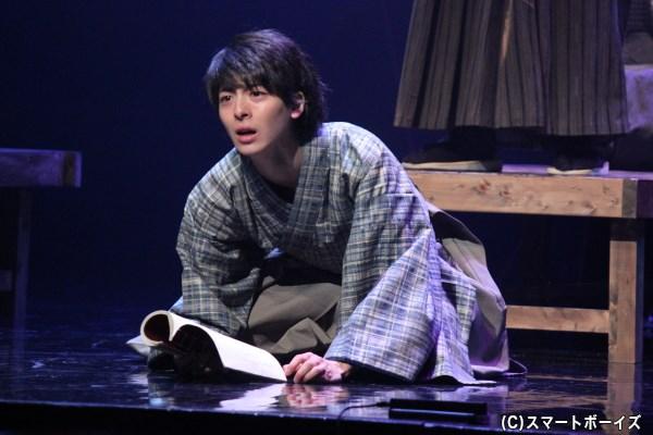 小早川秀秋役の高杉真宙さん