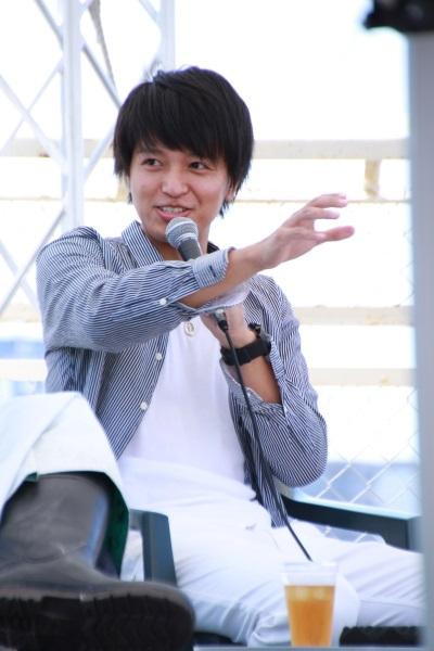 神奈川県出身の長濱慎さんにとって、今回は地元凱旋!