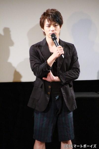 新名役の米原幸佑さん