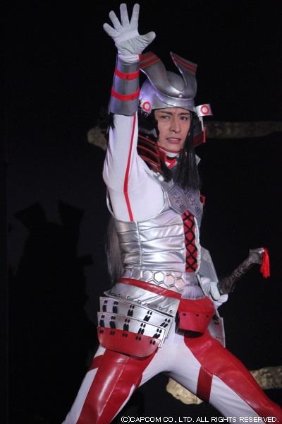 浅井長政役の桜田航成さん