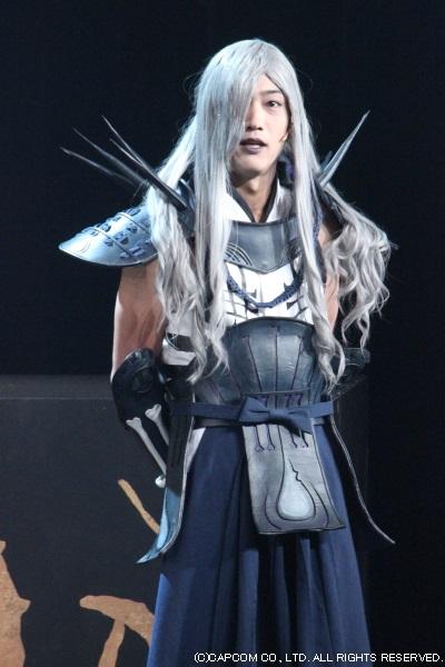 明智光秀役の谷口賢志さん