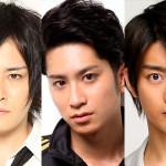 (左から)宮下雄也さん、、滝口幸広さん、南圭介さん