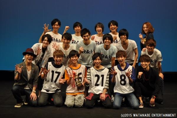 総勢17名となった新生・劇団Patchの活躍に期待!