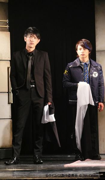 (左)谷口賢志さん、(右)米原幸佑さん