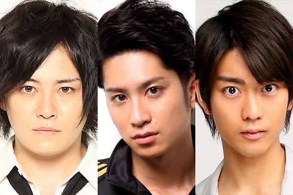 左から宮下雄也さん、滝口幸広さん、南圭介さん
