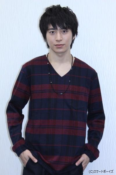 レッド役の村井良大さん。今回のレッドは、すねたり、恋したり、大忙し!?