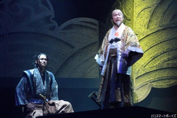本多正純は山崎樹範さん演じる徳川家康の家臣として活躍