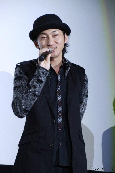 仮面ライダーシグルド/シド役の波岡さん