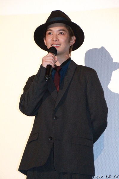 谷口正義役の千葉雄大さん
