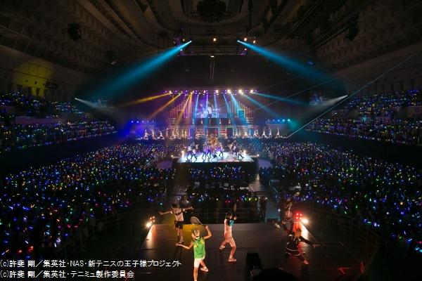 約10万人の観客を集めた、コンサート公演がテレビ初登場!