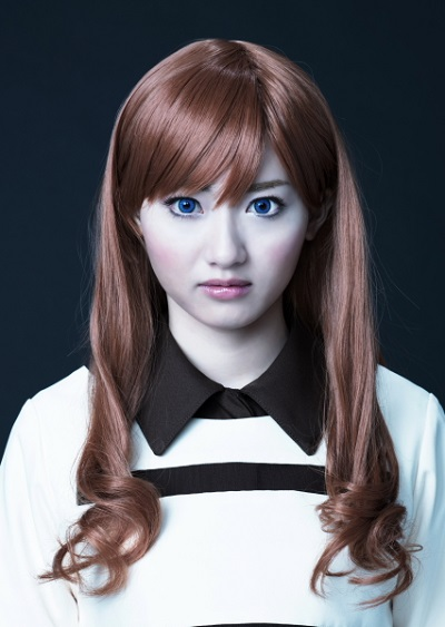エマ役の桃瀬美咲さん