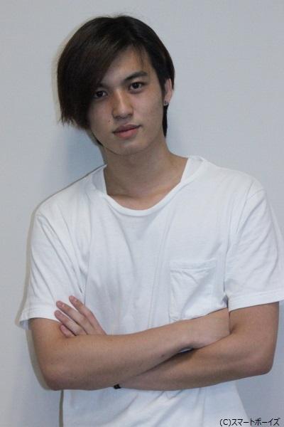 瀬戸康史さんが演じる海里(かいり)の舎人(とねり/※従者)として、アクションにも気合が入ります!