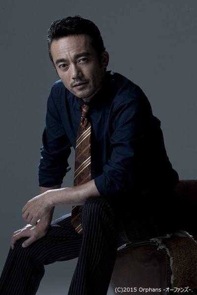 ハロルド役の高橋和也さん