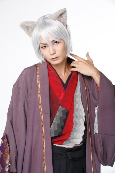 土地神になった奈々生の神使で、元は野狐の妖かし・巴衛を演じる八神蓮さん