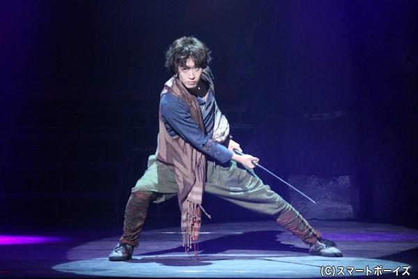 富士丸役の前山剛久さん