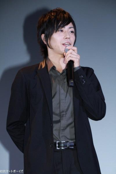 丸井役の廣瀬智紀さん