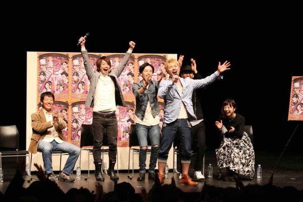 劇団四季の在籍時にはライオンキング・シンバ役を務めた坂本さんの肉体派演技にも注目!
