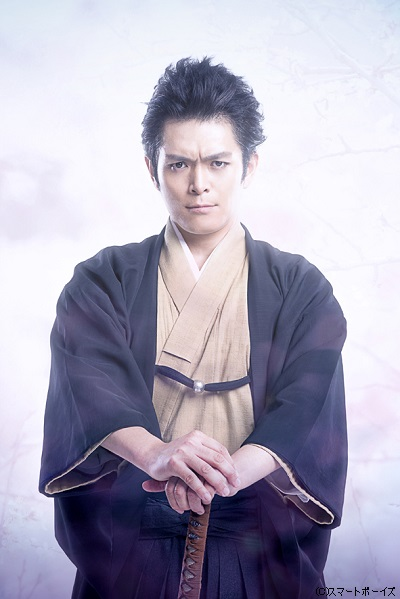 近藤勇 役:井俣太良
