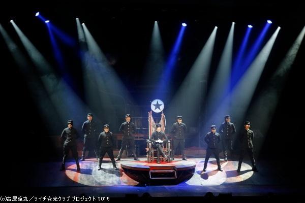 熱狂的な人気を誇る怪作ステージが、残酷歌劇となって復活!