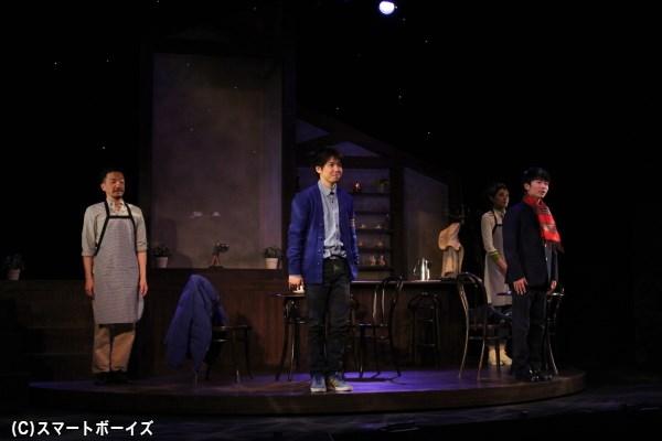 演出家ほさかよう氏の代表作が、初演から8年の時を経てファン待望の再演!