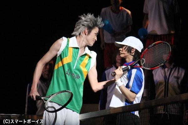 亜久津とリョーマ、負けられない2人の戦いの行方は!?