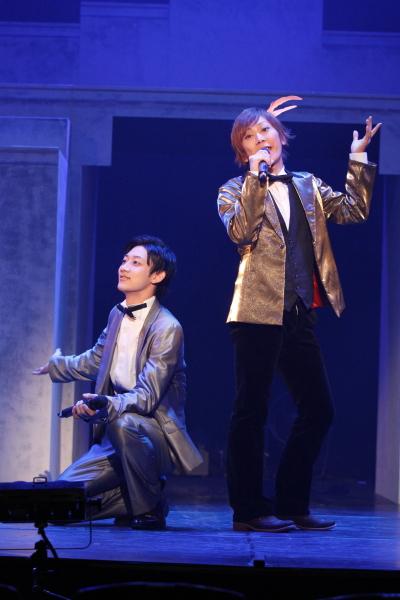 (左)中島信太郎(Kimeruさん) (右)小林辰也さん