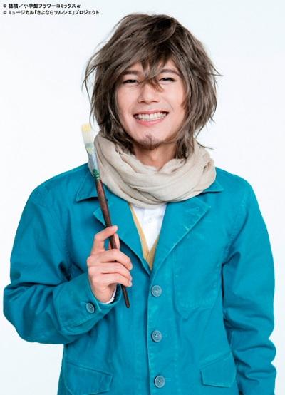 フィンセント・ファン・ゴッホ役の平野良さん