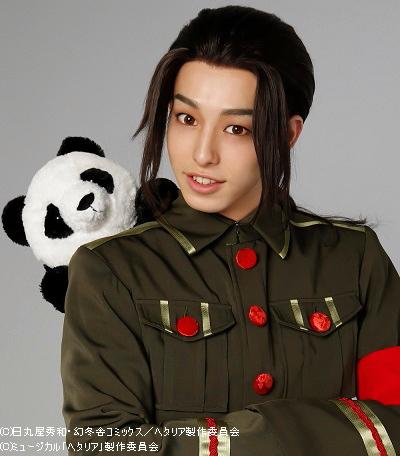 中国役の杉江大志さん