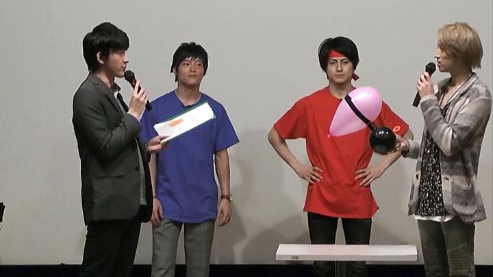 「対決②風船爆弾・山手線ゲーム」