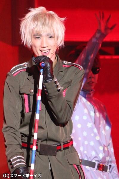 イギリスのパンキッシュな歌に、原作ファンも廣瀬さんのファンも驚愕!