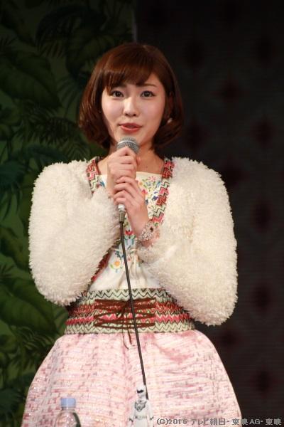 ジュウオウタイガー/アム役の立石晴香さん