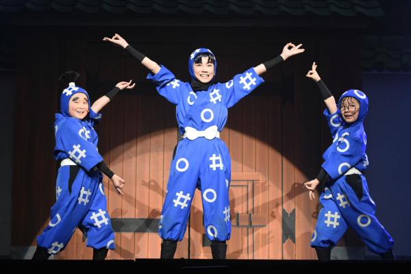 静岡公演は夏休み最初の土日、ファミリーでもぜひ!