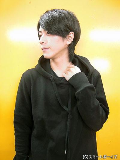 夕妃(ユウキ)役の廣瀬智紀さん
