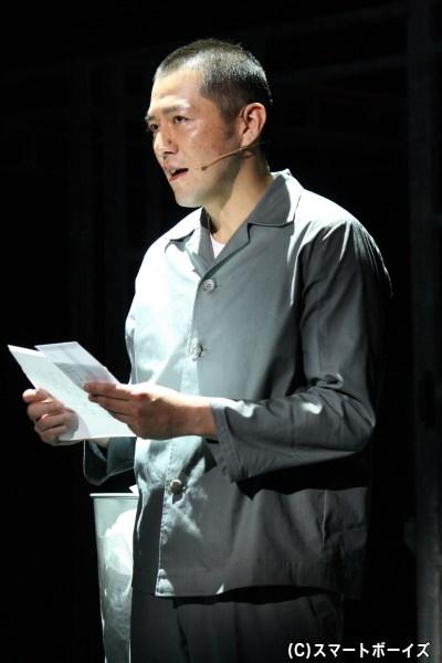 兄・剛志(吉原光夫さん)はその返事を拠り所に、獄中から弟への手紙を送り続ける