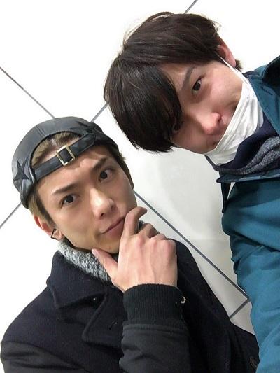 (左)平牧仁さん、(右)伊藤陽佑さん