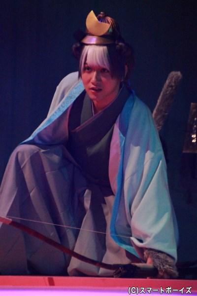 片倉スコじゅうろう役の秋葉友佑さん