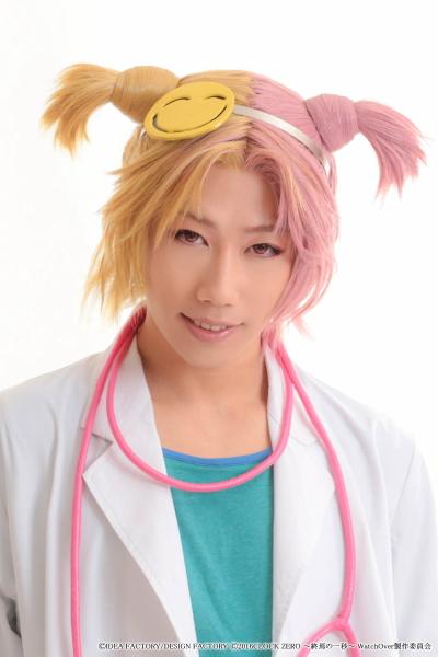 今作からの新キャスト、ルーク役・平野隆士さん