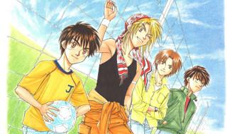 樋口大輔さんによるサッカー漫画の金字塔、『ホイッスル!』が今夏ついに舞台化!